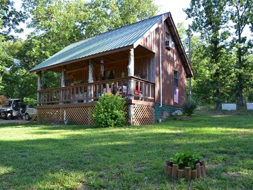 Price Reduced, 29.59 Surveyed Acr : Saint Joe : Searcy County : Arkansas