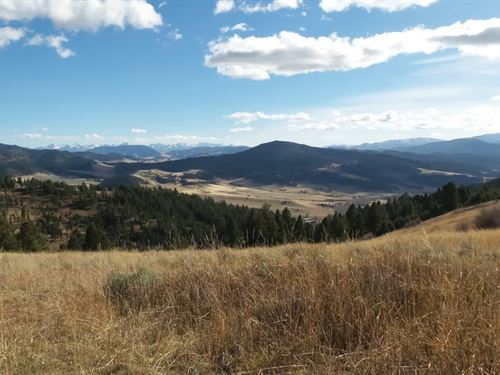 Bridger Mountain Hunting & Recr : Bozeman : Gallatin County : Montana