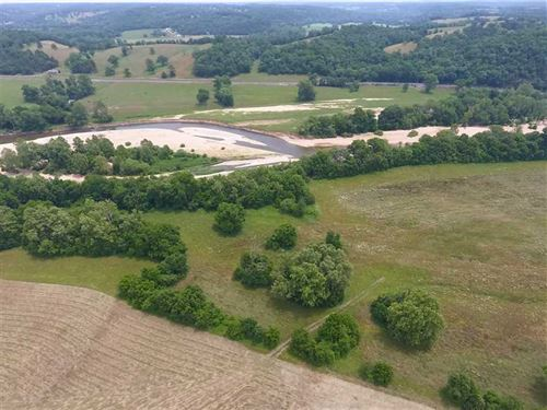 Elk River Bottom 40 : Noel : McDonald County : Missouri
