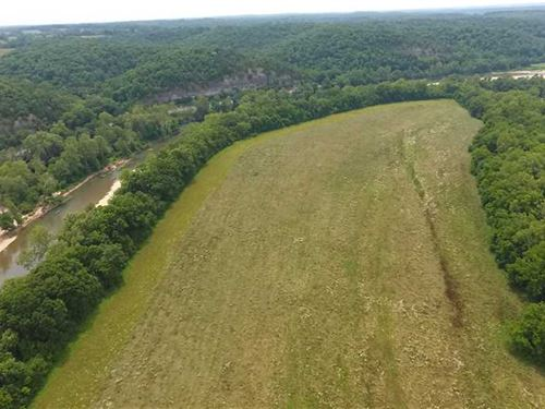 Elk River Bottom 50 : Noel : McDonald County : Missouri