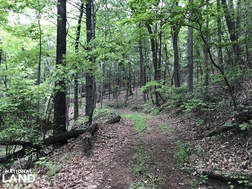 Boone Gap Tract : Taylorsville : Alexander County : North Carolina