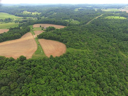 Sr 668, 48 Acres : Junction City : Perry County : Ohio
