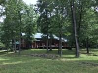 Dahl Hollow 310 Acres And Lodge : Ravenden : Sharp County : Arkansas