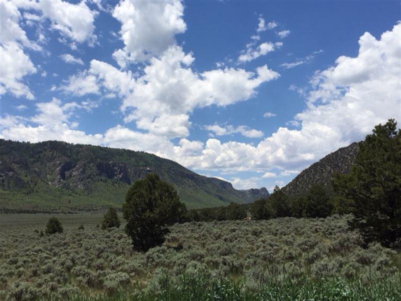 Divide Creek Ranch : Whitewater : Mesa County : Colorado