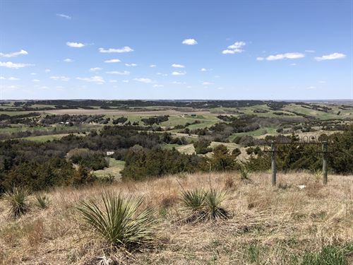 Bobcat Canyon Ranch - Taylor : Burwell : Custer County : Nebraska