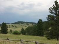 Cobb Ridge Ranch : Hermosa : Custer County : South Dakota