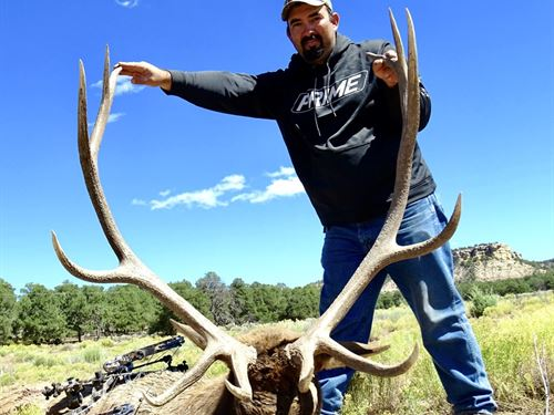 Drop Tine Ranch : Lindrith : Rio Arriba County : New Mexico