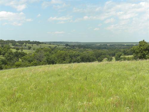 Oxwell Ranch : Fall River : Greenwood County : Kansas