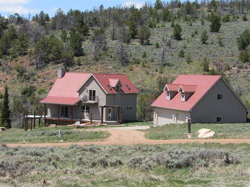 Indian Springs Retreat : Laramie : Albany County : Wyoming