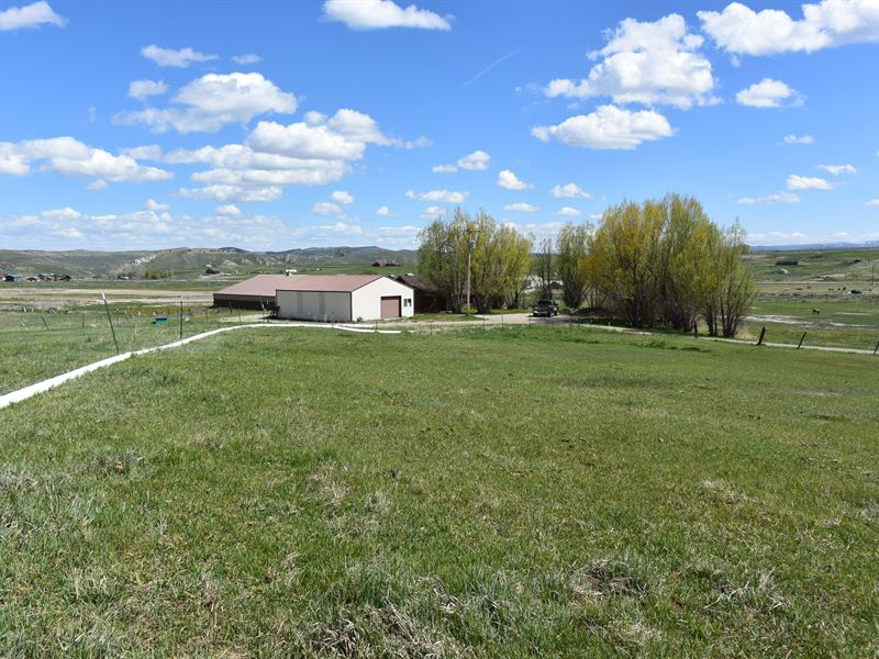 Gulch Creek Country Property : Lander : Fremont County : Wyoming