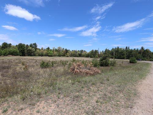 Desirable 15+ Ac Parcel In Woodruff : Woodruff : Oneida County : Wisconsin