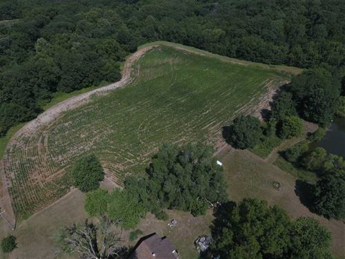 73 Acre Hunting Farm With Great Fa : Marshall : Saline County : Missouri