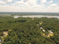21 Acre Commercial/Recreational Lak : Onalaska : Polk County : Texas