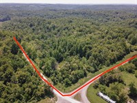 Hines Ridge Rd, 77 Acres : Port Washington : Tuscarawas County : Ohio