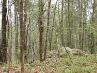 Woody Road West : Adairsville : Gordon County : Georgia