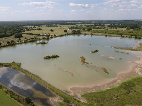 169 Acre Sportsman's Paradise : Temple : Bell County : Texas