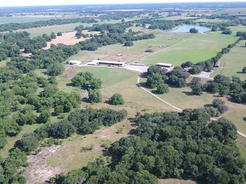 R&J River Ranch : Rogers : Milam County : Texas