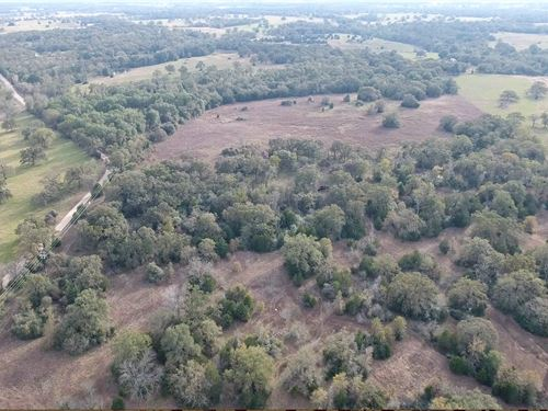 69.66 Acres, Cr 316 A : Rockdale : Milam County : Texas