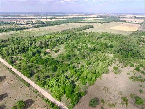 Just Listed, 160 Acres of Excel : Sterling : Rice County : Kansas
