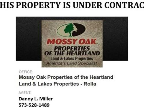 Bear Creek Road Hobby Farm : Lake Ozark : Miller County : Missouri