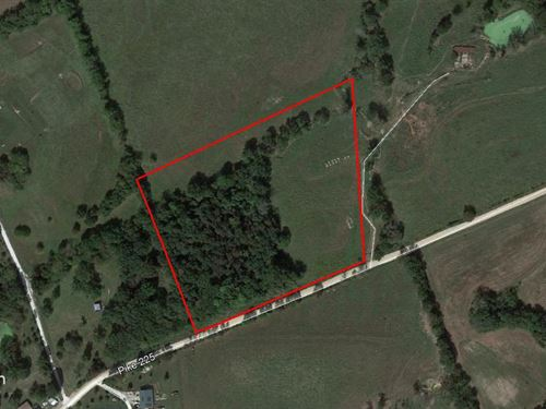 10 Acres Pike County Missouri : Eolia : Pike County : Missouri