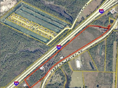 Fantastic Development Opportunity : Milton : Santa Rosa County : Florida