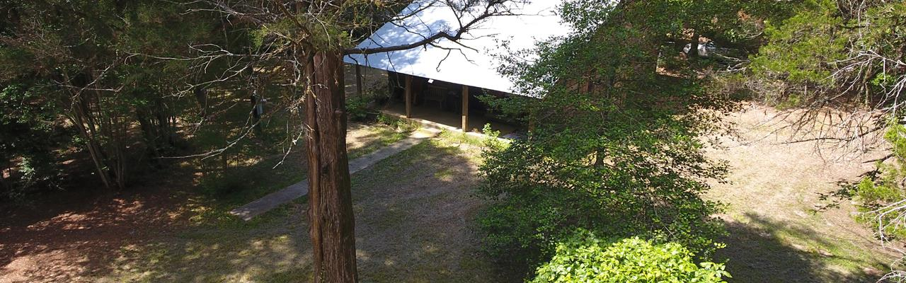 330 Ac, Timberland And Cabin : Hemphill : Sabine County : Texas