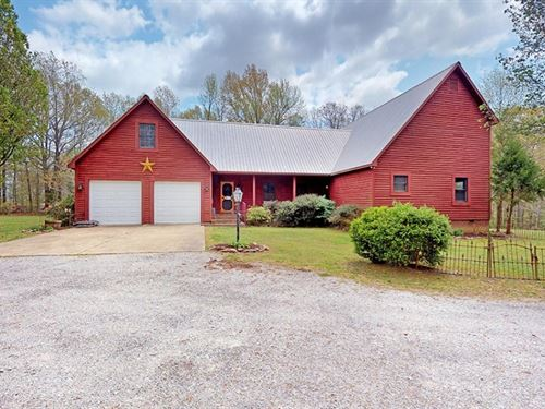 Primitive Home Place For Sale, Log : Bradford : Gibson County : Tennessee