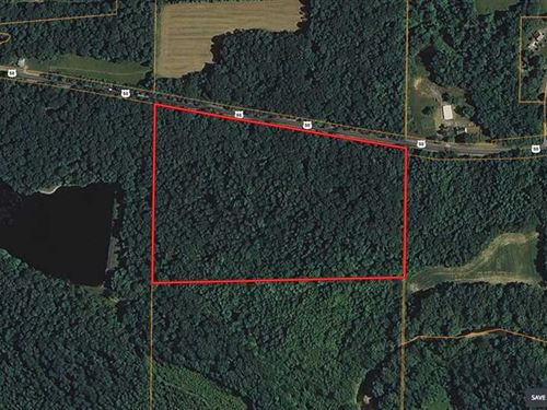 22 Acres Jennings County, Off Hig : Versailles : Jennings County : Indiana