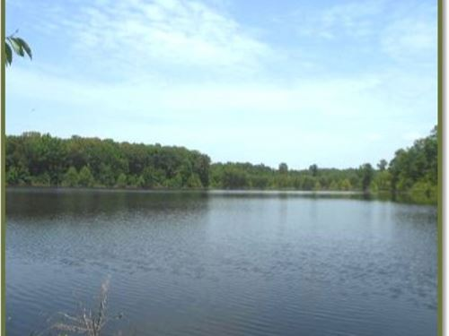 119.48 Acres In Tallahatchie County : Charleston : Tallahatchie County : Mississippi
