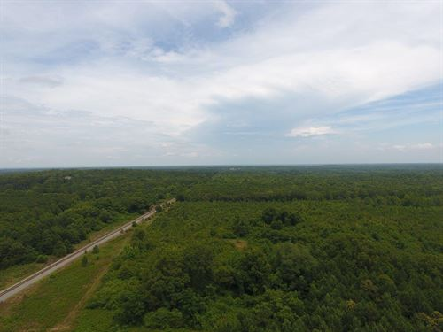 60.74 Acres -Recreation Or Timber : Barnesville : Lamar County : Georgia