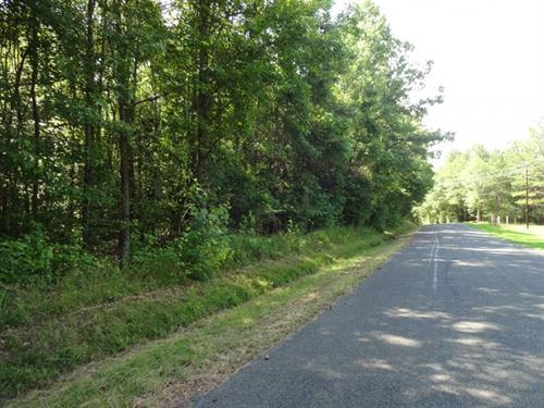 64.85 Acres, Wooded Acreage : Anderson : South Carolina