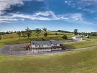 28 +/- Acres, Custom Ranch Home : Millville : Columbia County : Pennsylvania