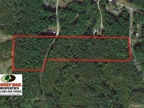Under Contract, 11.46 Acres of Hu : Roxboro : Person County : North Carolina