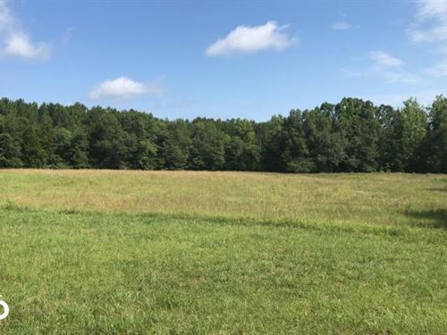 Recreational Land And Homesite : Honea Path : Greenville County : South Carolina