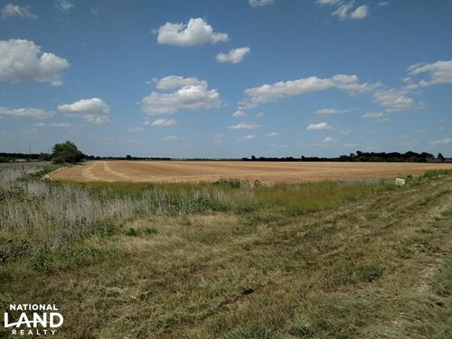 90 Acres Premium Dryland : Sedgwick : Harvey County : Kansas