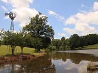 Recreational Retreat : Union Point : Greene County : Georgia