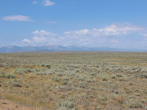 Straight Arrow Parcels : Walden : Jackson County : Colorado