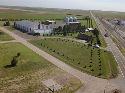 Wegener Farms : Humphrey : Perkins County : Nebraska