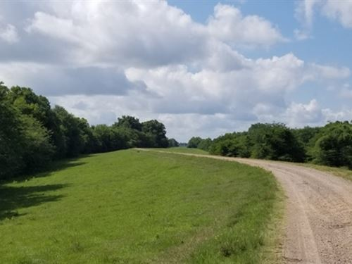 26 Ac, Hunting & Fishing On Bl : Jonesville : Concordia Parish : Louisiana