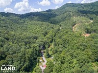 Tryon Large Estate Tract With Pond : Tryon : Polk County : North Carolina
