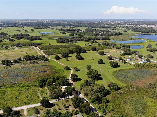 Davenport Residential Acreage : Davenport : Polk County : Florida