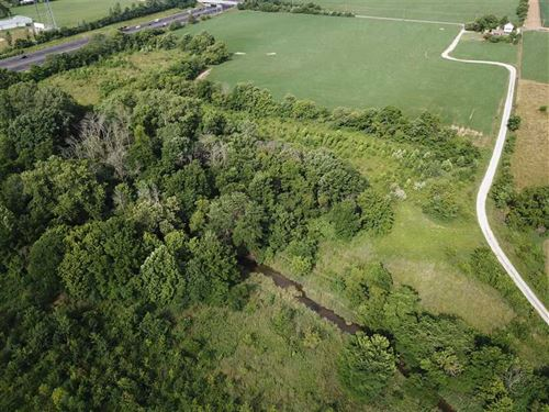 92 Acres of Prime Development - Pe : Pendleton : Madison County : Indiana