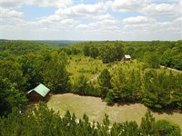 2 Rustic Cabins For One Price : Saint Joe : Searcy County : Arkansas