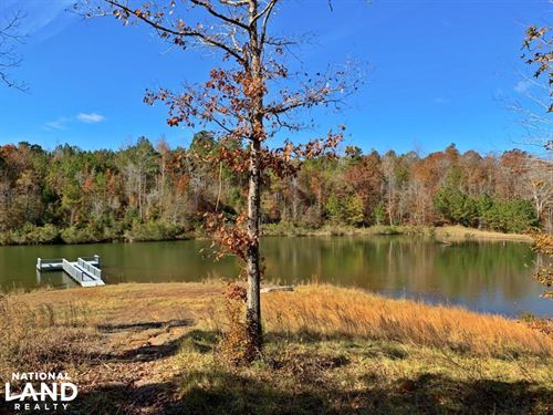 Ramey Road Fishing And Hunting Retr : Moundville : Hale County : Alabama