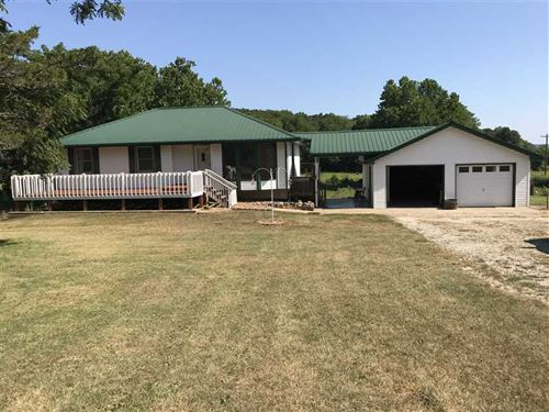 Cattle Farm With Beautiful Home : Warsaw : Benton County : Missouri