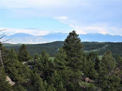 Rolu Rd : Whitehall : Jefferson County : Montana