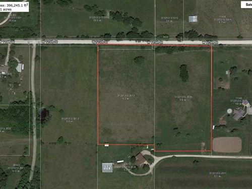 10 Acre Building Site In Olathe : Olathe : Johnson County : Kansas