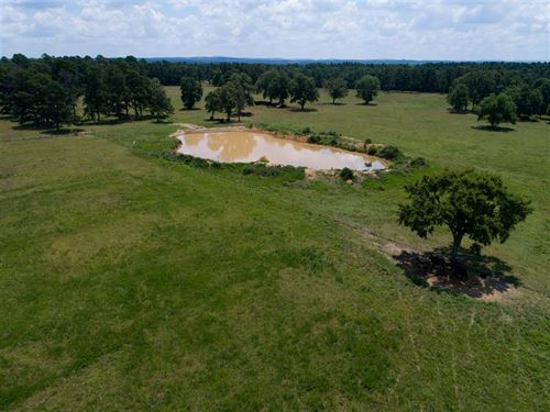 418 +/- Acres : Tahlequah : Cherokee County : Oklahoma