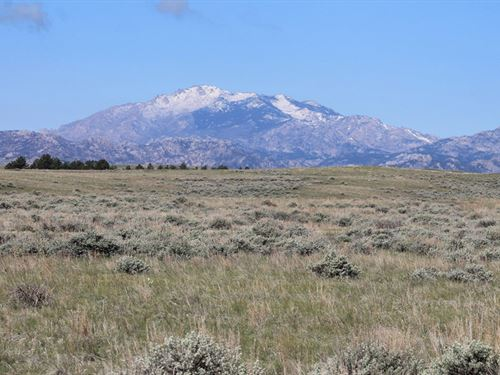 Laramie Peak Acres : Wheatland : Platte County : Wyoming